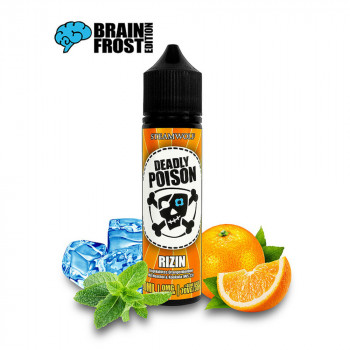 Rizin Brain Frost Edition 20ml Longfill Aroma by Deadly Poison