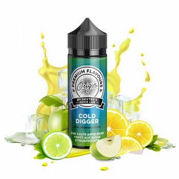 Cold Digger Origin 30ml Longfill Aroma by Dexter's Juice Lab