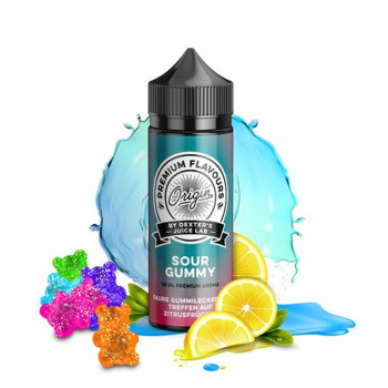 Sour Gummy Origin 30ml Longfill Aroma by Dexter's Juice Lab