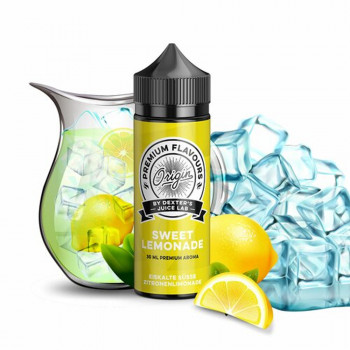 Sweet Lemonade Origin 30ml Longfill Aroma by Dexter's Juice Lab