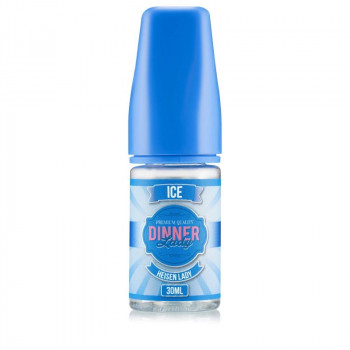 Blue Menthol ICE Serie 30ml Aroma by Dinner Lady