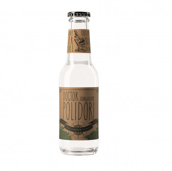 DR. POLIDORI Cucumber Tonic Water