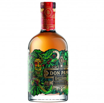 Don Papa Rum Masskara 40.0% Vol. 700ml