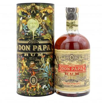 Don Papa Rum 40% mit Flora & Fauna Geschenkbox Limited Edition - 700 ml