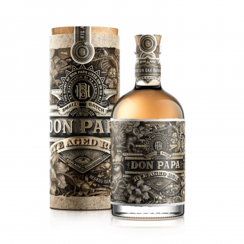 Don Papa Rum Rye American Oak Cask 45% Vol. 700ml