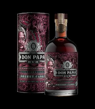 Don Papa Rum Sherry Cask 45% Vol. 700ml
