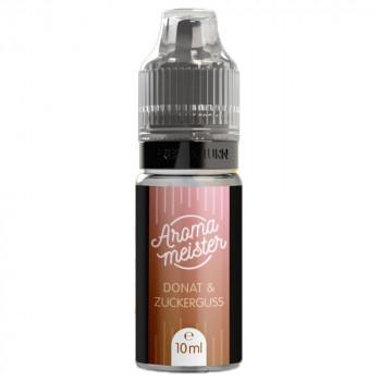 Donat & Zuckerguss 10ml Aroma by Aromameister
