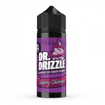 Cherry Chauga 100ml Shortfill Liquid by Dr. Drizzle