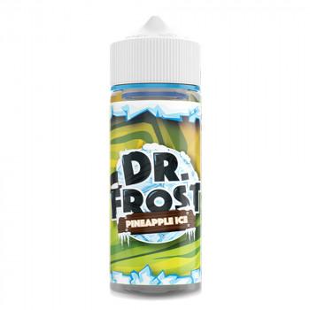 Pineapple Ice 100ml Shortfill Liquid by Dr. Frost Frosty Fizz
