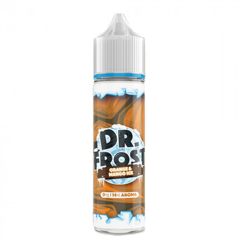 Orange Mango ICE 14ml Longfill Aroma by Dr. Frost