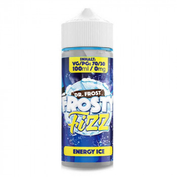 Energy Ice 100ml Shortfill Liquid by Dr. Frost Frosty Fizz
