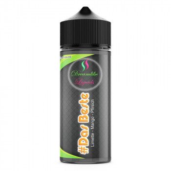 #Das Beste 90ml Shortfill Liquid by Dreamlike Liquids