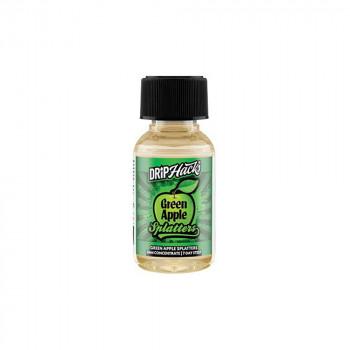 Green Apple Splatters 30ml Aroma by Drip Hacks