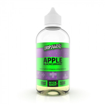 Apple Blackcurrant 50ml Longfill Aroma by Drip Hacks