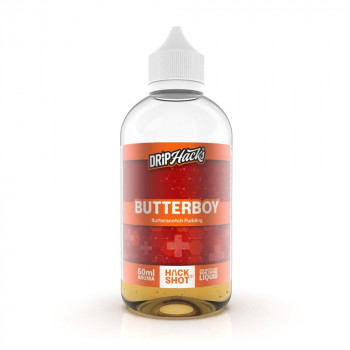 Butterboy 50ml Longfill Aroma by Drip Hacks