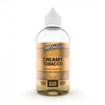 Creamy Tobacco 50ml Longfill Aroma by Drip Hacks