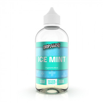 Ice Mint 50ml Longfill Aroma by Drip Hacks