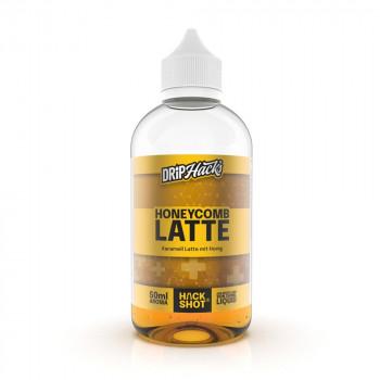 Honeycomb Latte 50ml Longfill Aroma by Drip Hacks