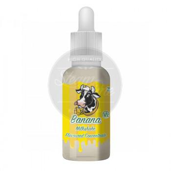 Banana Milkshake V2 30ml Aroma by Eco Vape