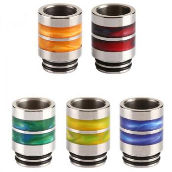 Edelstahl Resin Ring 810er DripTip
