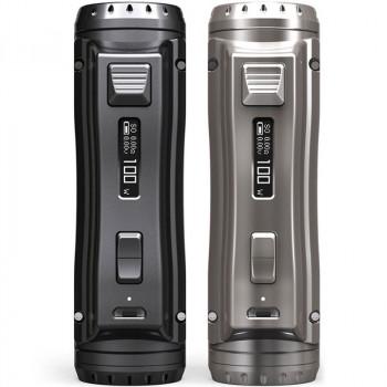 EhPro Cold Steel 100 120W TC Box Mod Akkuträger