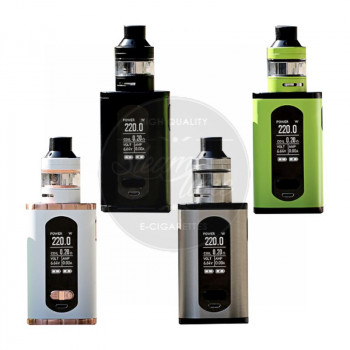 eLeaf Invoke 2ml 220W TC Kit inkl. Ello-T Tank
