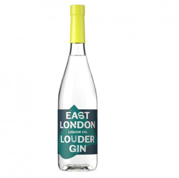 East London Louder Gin 47%Vol. 700ml