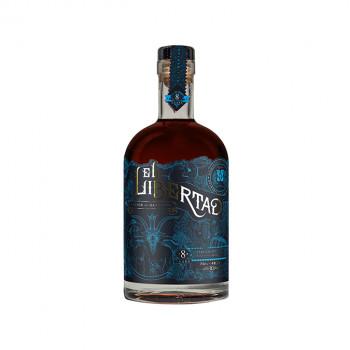 El Libertad Flavor of Darkness Rum 48,1% Vol. 700ml