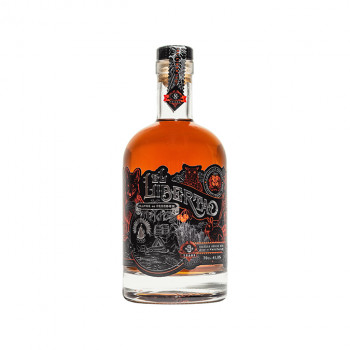El Libertad Flavor of Freedom 8 Years Old Sherry Spiced Rum 41,8% Vol. 700ml
