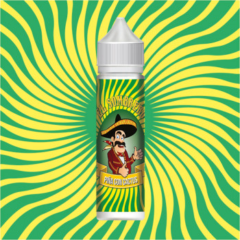 Pina Con Cactus (50ml) Plus e Liquid by El Sombrero