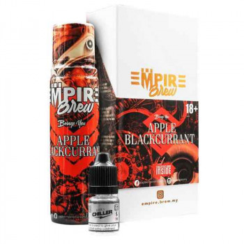 Apple Blackcurrant (50ml) Plus e Liquid by Empire Brew