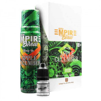 Apple Cucumber (50ml) Plus e Liquid by Empire Brew