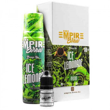 Ice Lemonade (50ml) Plus e Liquid by Empire Brew