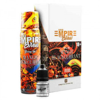 Mango Blackcurrant (50ml) Plus e Liquid by Empire Brew