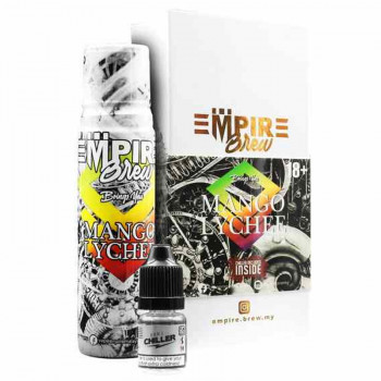Mango Lychee (50ml) Plus e Liquid by Empire Brew