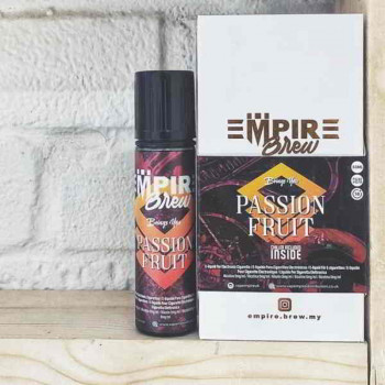 Passionfruit (50ml) Plus e Liquid by Empire Brew
