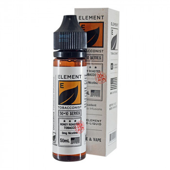 Honey Roasted Tobacco 50ml Shortfill Liquid by Element