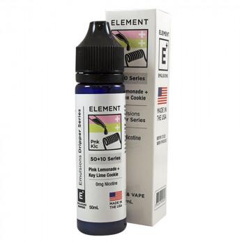 Pink Lemonade + Key Lime Cookie 50ml Shortfill Liquid by Element