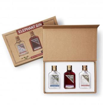 Elephant Gin - Gin Tasting Set 3x 50ml
