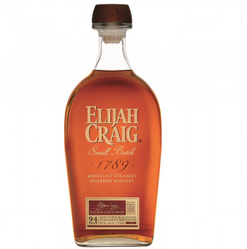 Elijah Craig Small Batch Kentucky Straight Bourbon Whiskey 47% Vol. 700ml