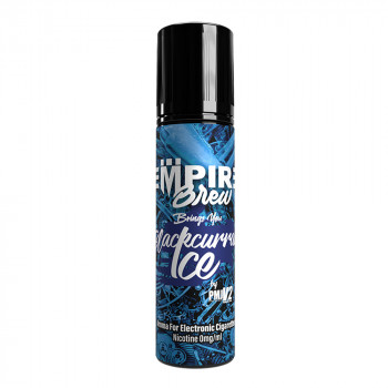 Blackcurrant Ice 20ml Longfill Aroma by Empire Brew