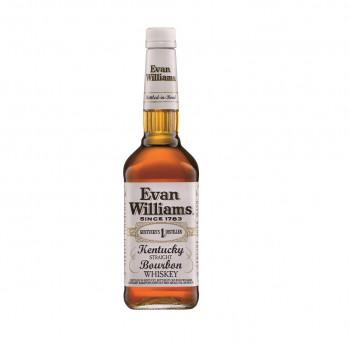Evan Williams Bottled-in-Bond Kentucky Straight Bourbon Whiskey 50% Vol. 700ml