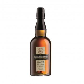 Evan Williams Single Barrel Vintage Bourbon Whiskey 43,3% Vol. 700ml