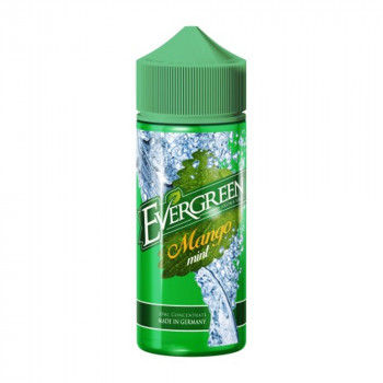 Mango Mint 30ml Longfill Aroma by Evergreen