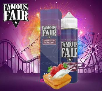 Strawberry Pound Cake (50ml) Plus by Famous Fair