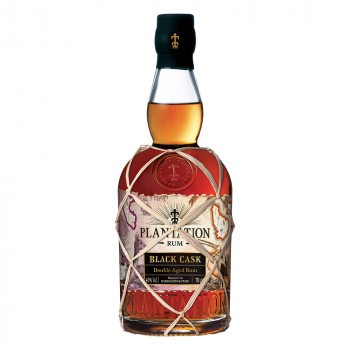 Plantation Rum Black Cask 40% Vol. 700ml