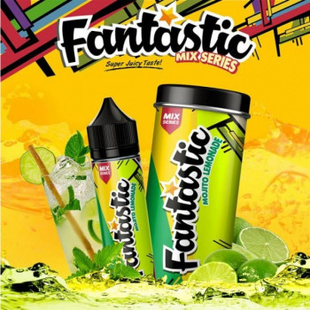 Fantastic Mojito Lemonade Flavor (50ml) Plus e Liquid by FLAVA HUB