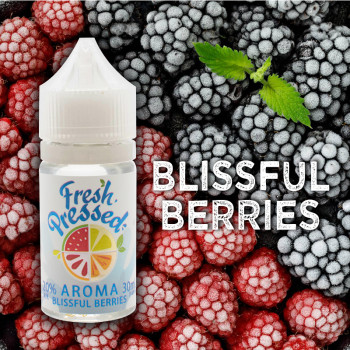 Blissfull Berries 30ml Aroma by Fresh Pressed
