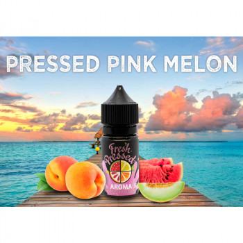 Pressed Pink Melon 30ml Aroma by Fresh Pressed