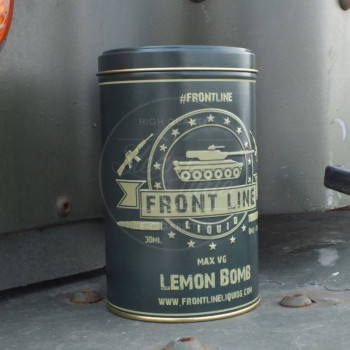 Lemon Bomb (50ml) Plus e Liquid by Frontline Liquids